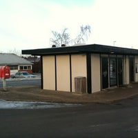 Photo taken at Mariager Rutebilstation by Kevin Andreas S. on 1/3/2011