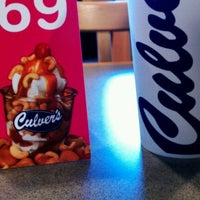 Photo taken at Culver's by Billy B. on 9/16/2011
