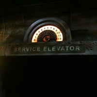Photo taken at The Twilight Zone Tower of Terror by Mimèsis O. on 11/25/2011