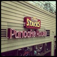 Photo taken at Stacks Pancake House by Rudy C. on 5/5/2012