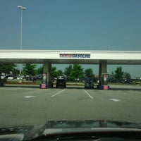 Photo taken at Costco Gas by Michael P. on 6/28/2012