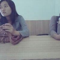 Photo taken at Fakultas MIPA by nidia ayu r. on 2/29/2012