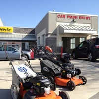 Photo taken at Snell Auto Wash by John S. on 3/14/2012