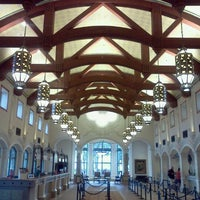 Photo taken at Disney's Coronado Springs Resort and Convention Center by CJ H. on 6/3/2012