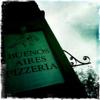 Photo taken at Buenos Aires Pizzeria by Nathan C. on 8/28/2011