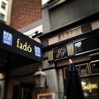 Photo taken at Fadó Irish Pub & Restaurant by Charley M. on 5/10/2012