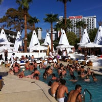 Photo taken at Nikki Beach by Kelly R. on 9/17/2011