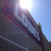 Photo taken at Lowe's Home Improvement by Ty K. on 4/5/2012