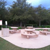 Photo taken at Sun Vista Park by Celine on 11/19/2011
