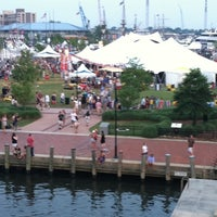 Photo taken at Town Point Park by Pam C. on 6/12/2011