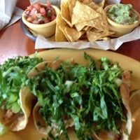 Photo taken at Cactus Taqueria by bird on 5/27/2012