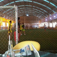 Photo taken at Futsal ramayana by phee p. on 12/8/2011