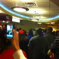 Photo taken at AMC Northlake 14 by Niala S. on 4/22/2012