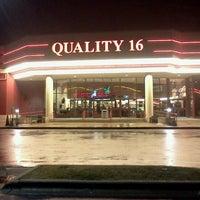 Photo taken at Goodrich Quality 16 by Elizabeth R. on 1/26/2012