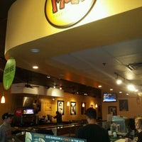 Photo taken at Moe's Southwest Grill by Bryan J. on 10/21/2011
