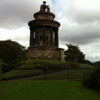 Photo taken at Burns Monument by Mazdak A. on 9/3/2011