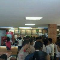 Photo taken at Subway by Benin O. on 10/19/2011