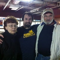 Photo taken at Metro Ice Facility by Brad M. on 9/29/2011