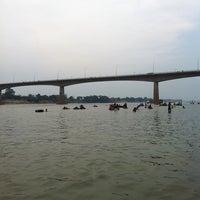 Photo taken at Thailand-Laos Friendship Bridge Immigration by Kulthidalak on 5/4/2011