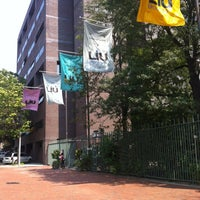 Photo taken at Long Island University by Andy W. on 8/17/2012