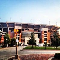 Photo taken at Bryant-Denny Stadium by Hobie H. on 8/18/2012