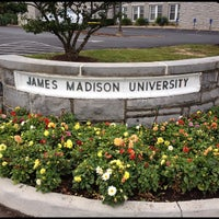Photo taken at James Madison University by David W. on 7/14/2012