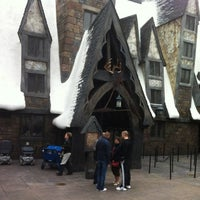 Photo taken at The Three Broomsticks by Paul S. on 2/26/2012
