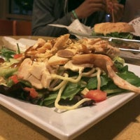 Photo taken at Crispers Fresh Salads, Soups and Sandwiches by Tu D. on 12/3/2011