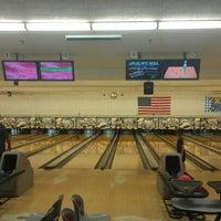 Photo taken at Waveland Bowl by FERNANDO U. on 7/26/2012