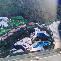 7/2/2012 tarihinde Albina S.ziyaretçi tarafından Rixos Premium Tekirova'de çekilen fotoğraf