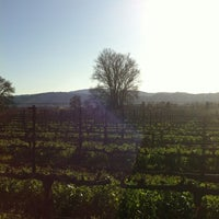Photo taken at PlumpJack Winery by Candace D. on 3/8/2012