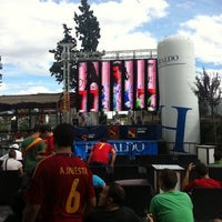 Photo taken at Torreluna by Pablo D. M. on 6/10/2012