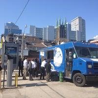 Photo taken at Caplansky's Food Truck by Kari C. on 3/21/2012