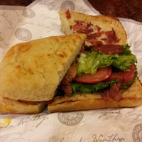 Photo taken at Earl of Sandwich by Christine C. on 7/9/2012