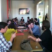 Photo taken at Oak Wine Bar by Alison Z. on 4/20/2012