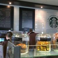 Photo taken at Starbucks by Marcello M. on 5/14/2012
