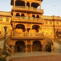 Photo taken at Aayush Resort by Nikhilesh P. on 5/15/2012
