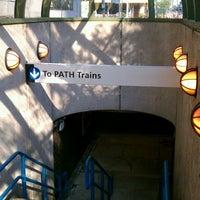 Photo taken at Grove Street PATH Station by Pablo M. on 7/1/2012
