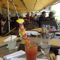 Photo taken at The Brant Point Grill at The White Elephant Hotel by Matt H. on 7/2/2012