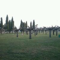 Photo taken at Parc de l'Agulla by Carles B. on 3/10/2012
