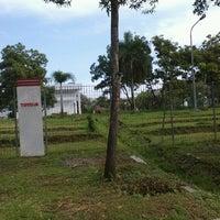 Photo taken at PT. Toyota Motor Manufacturing Indonesia Karawang Plant by 'Fashi' M. on 2/18/2012