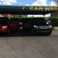 Photo taken at Miami Car Spa by Miguelin on 7/21/2012