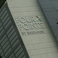 Photo taken at Four Points by Sheraton by Murilo O. on 6/29/2012