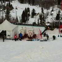 Photo taken at Winter Dew Tour by Blake T. on 2/11/2012