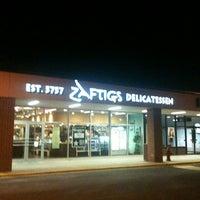 Photo taken at Zaftigs Delicatessen by Eric A. on 2/26/2012