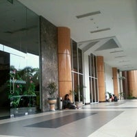 Photo taken at Perpustakaan Daerah by Ratih S. on 6/12/2012