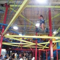 Photo taken at Thrill It Fun Center by Glen F. on 9/9/2012