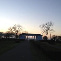 Photo taken at Stephen R. Gregg Bayonne County Park by Nicole R. on 3/20/2012