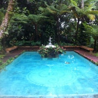 Photo taken at Kauai Hindu Monastery by Susheel D. on 7/14/2012