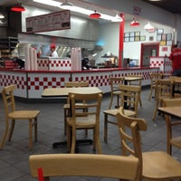 Photo taken at Five Guys by Rickey N. on 2/13/2012